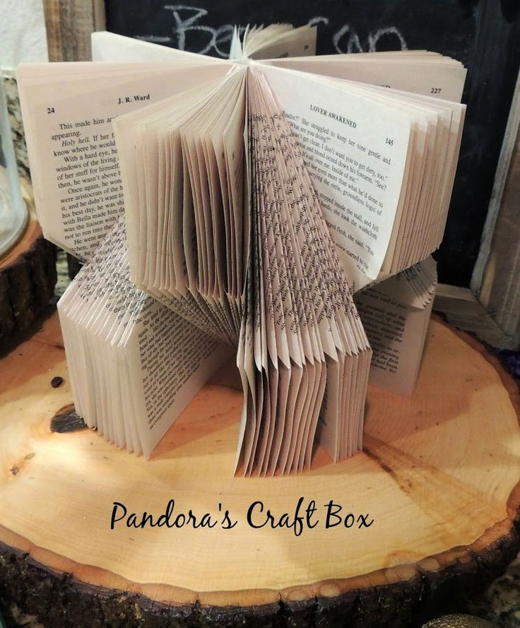 Book folding Archives - Pandora's Craft Box
