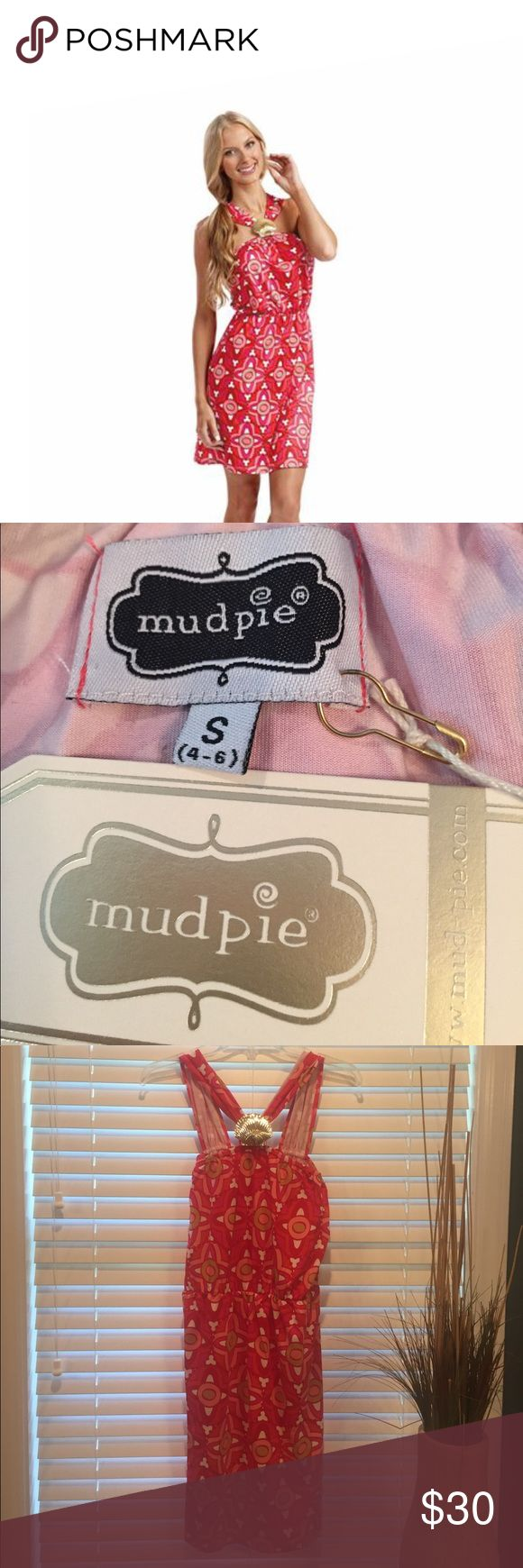 Mud Pie dress Super cute! New with tags! Size Small (4-6) Mud Pie Dresses