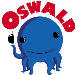 Oswald- Fred Savage did Oswald's voice.