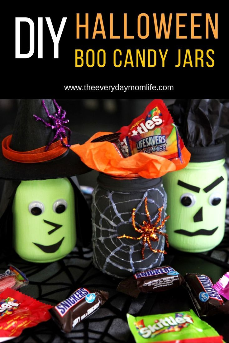 diy halloween candy decorations