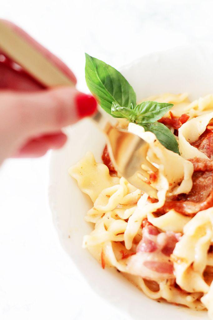 pâtes : one pot pasta