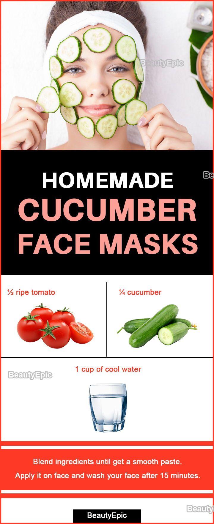 Cucumber facial benefits final, sorry