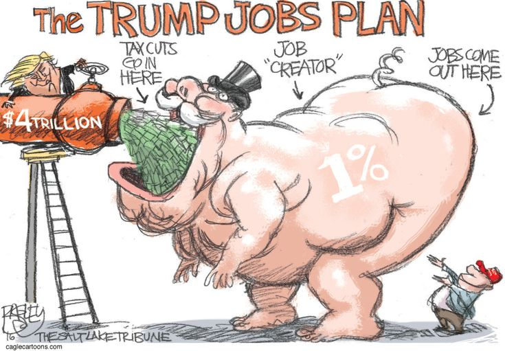 Basically another version of Trickle Down Economics. Never worked. Never will.