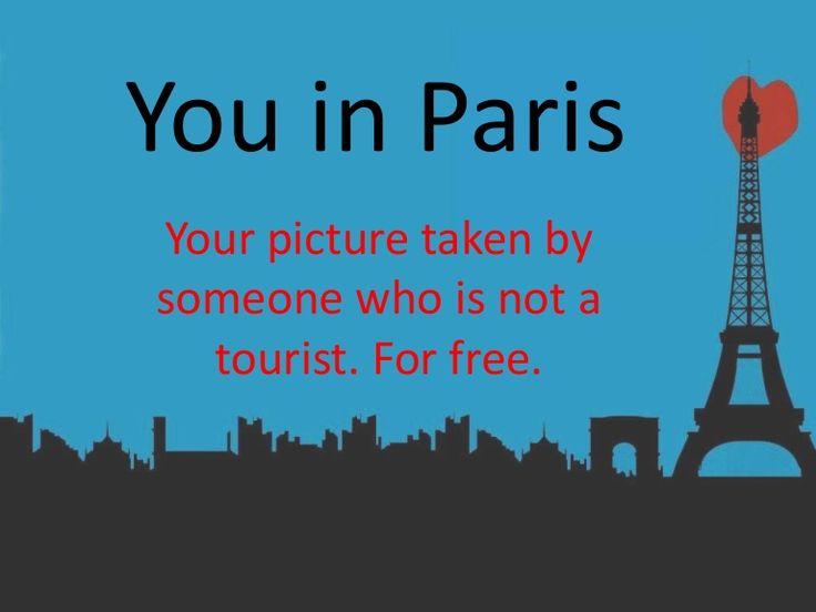 You in paris | Tourist, Paris, Pictures