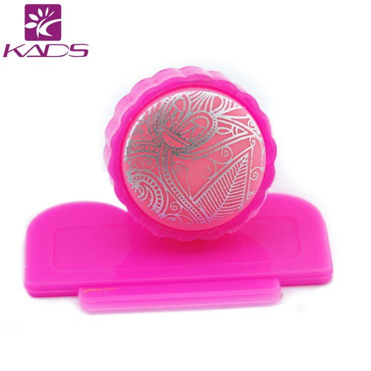 Nieuwe Collectie Roze Afbeelding Plaat Schrapen Mes Nail Art Stempelen stempel Salon Kunstenaar Gereedschap voor nail stempelen voor nagellak stempel