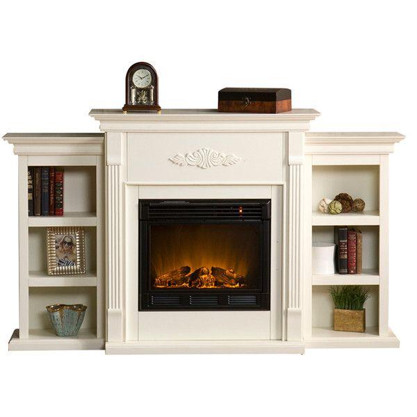 Wildon Home ® Conway Electric Fireplace With Bookcases U0026 Reviews | Wayfair.  KaminkaminsimseKamin UmgibtFachkenntnisseVon ...