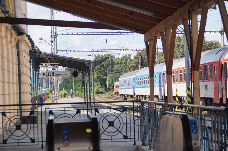 perron station