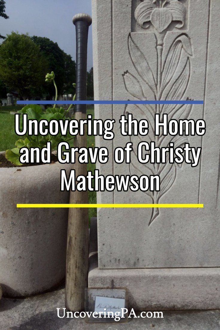 Uncovering the Pennsylvania home and grave of