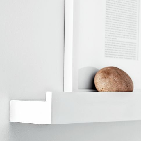 picture ledges for books and accessories