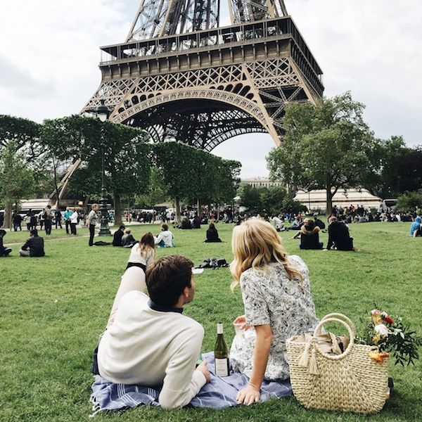 A Picnic in Paris | The Belgrave Journal