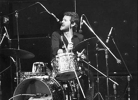 Levon Helm - The Band. 1970's