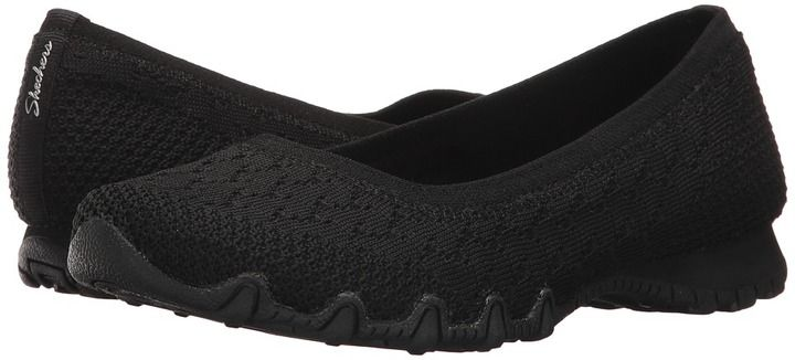 Skechers Bikers - Witty Knit Women's Flat Shoes
