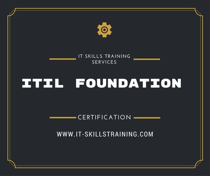 ITIL Foundation certification Training course is the basic and first step of certification in ITIL Training process. For More Information About ITIL Foundation Certification Visit https://goo.gl/qPy4y4 or Call us 9108460933 #ITILFoundation