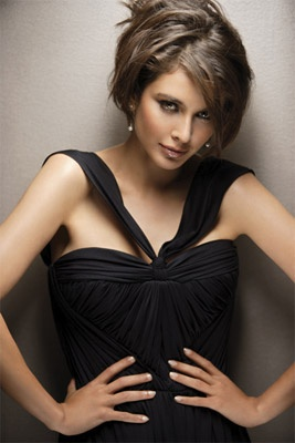 Lisa Ray . . . I could watch Top Chef Canada everyday