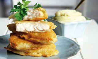 Περιβόλι της Παναγιάς: H νοστιμότερη συνταγή για Μπακαλιάρο Σκορδαλιά – Τ...