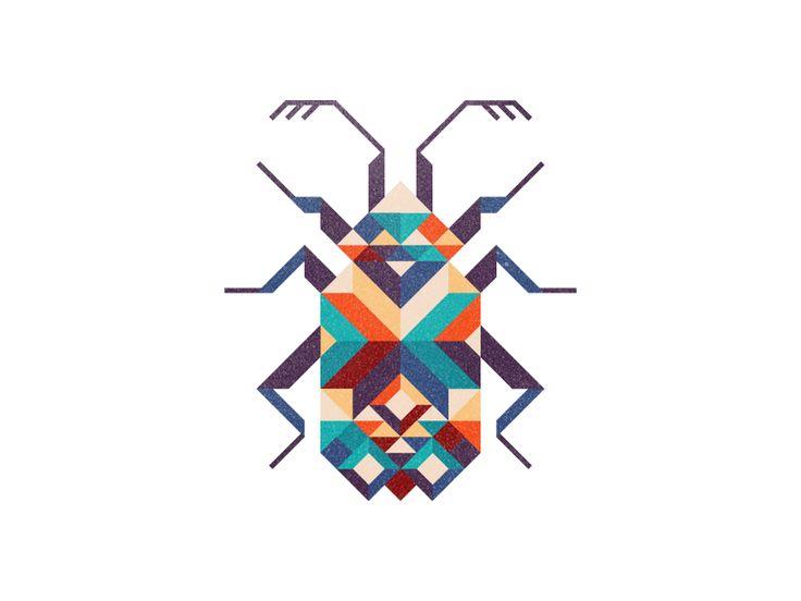 bug by Elena Lazutina