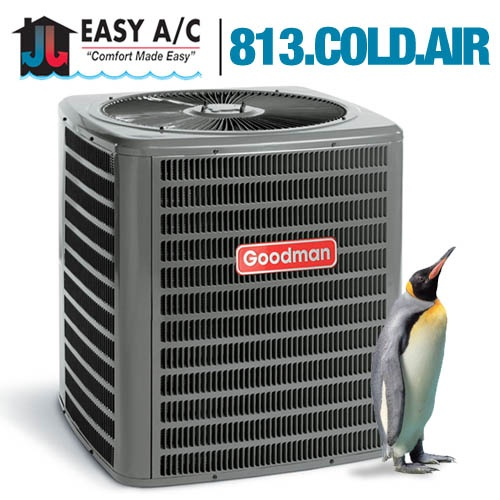 Call Us Today 813 Cold Air Or Visit Www Easyac Net Heating And Air Conditioning Central Air Conditioning Air Conditioner Units