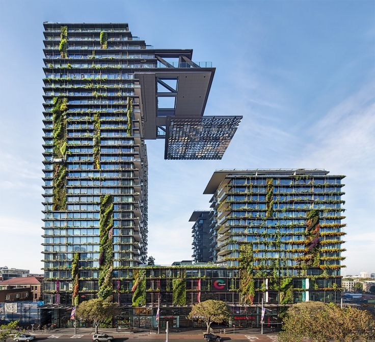 One Central Park |  Chippendale NSW, Australia | Jean Nouvel / Patrick Blanc | photo © Murray Fredericks