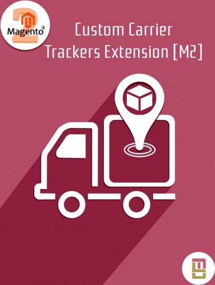 Magento 2 Custom Carrier Trackers Extension Custom Carrier Tracker to helps add new custom tracking carriers in your store using this extension is easy to set up and supports up to ten couriers as long as they provide a tracking URL and reference number.