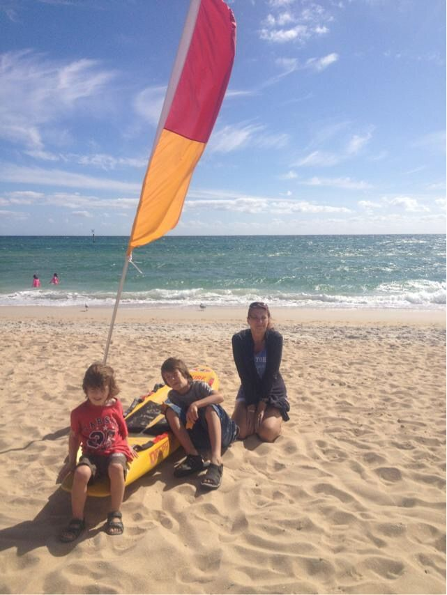 Chelsea Beach, Australia, Summer