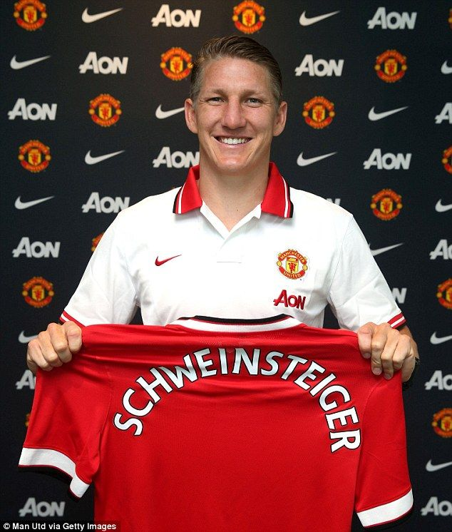 The German midfielder said 'Manchester United is the only club that I would have left Munich for