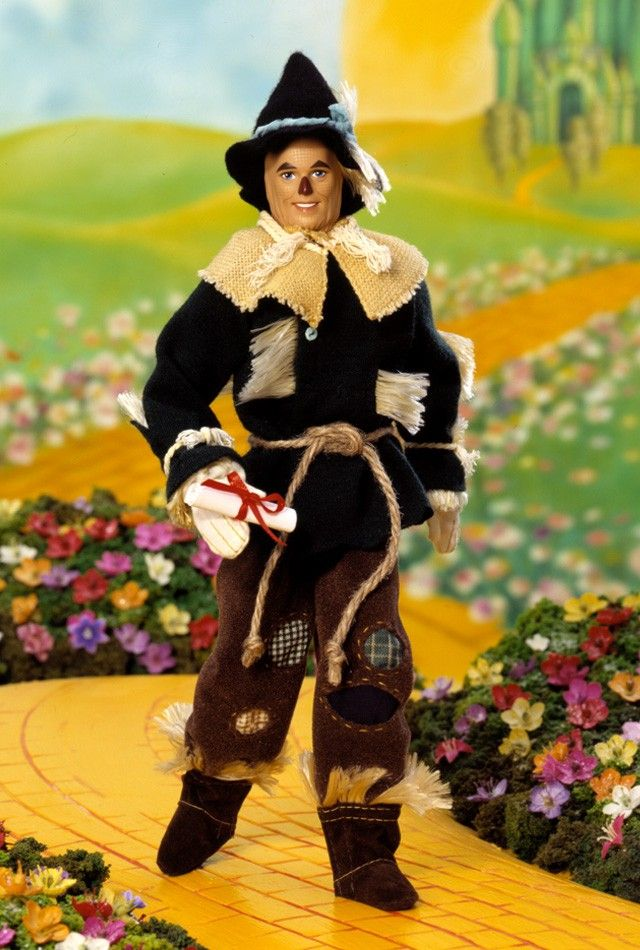 Ken® Doll as the Scarecrow™ from The Wizard of Oz™  Collector Edition  Release Date: 1/1/1997