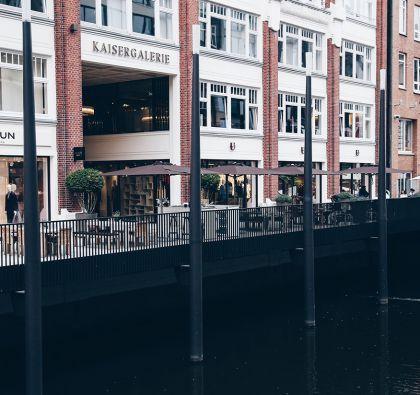 UZWEI @ Kaisergalerie Hamburg After Work Uzwei Deli @ungerfashion  Restaurants in Hamburg