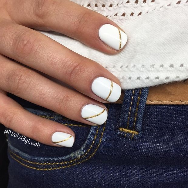 Новый тренд: маникюр Braceletnails | Vogue Ukraine