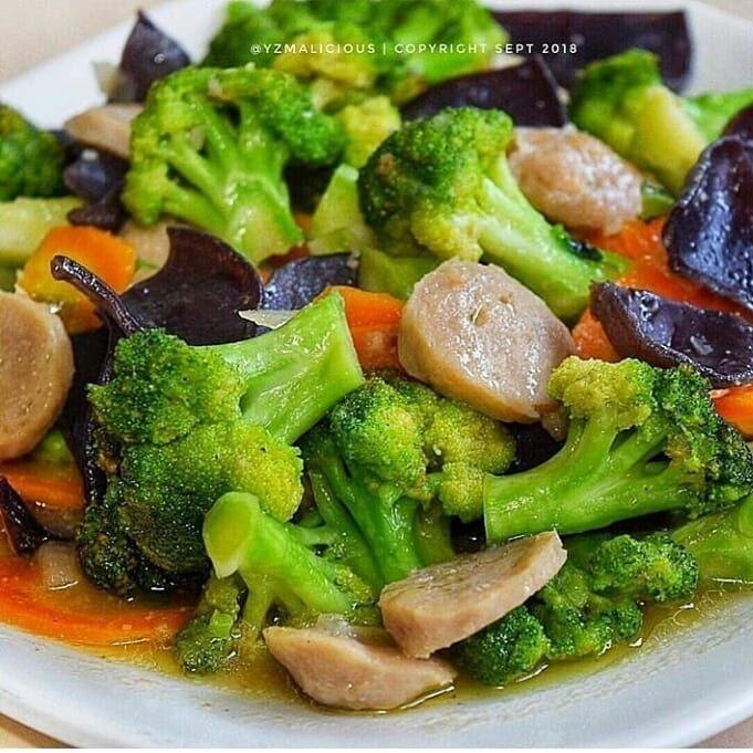 Resep Cah Sayur Enak Instagram Susie Agung Di 2020 Masakan Vegetarian Resep Sayuran