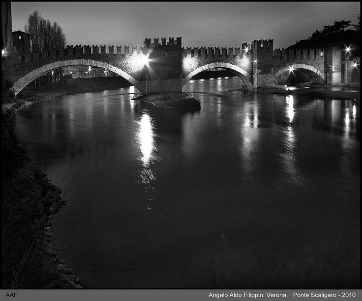 Verona-Ponte Scaligero