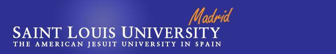 Saint Louis University es una universidad privada americana situada en Madrid.Universidad americana de prestigio situada en el top 100 de mejores universidades de EEUU.