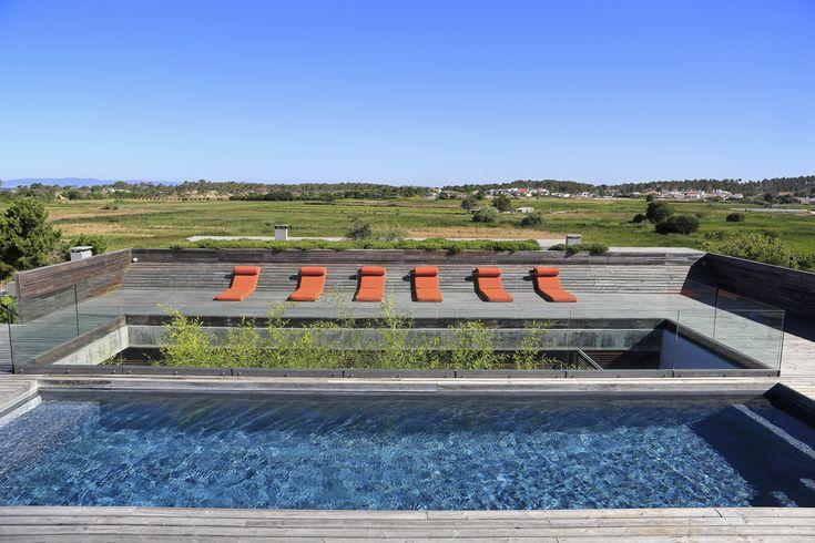 Casa Do Пего - Роскошная вилла в Компорта с бассейном с подогревом