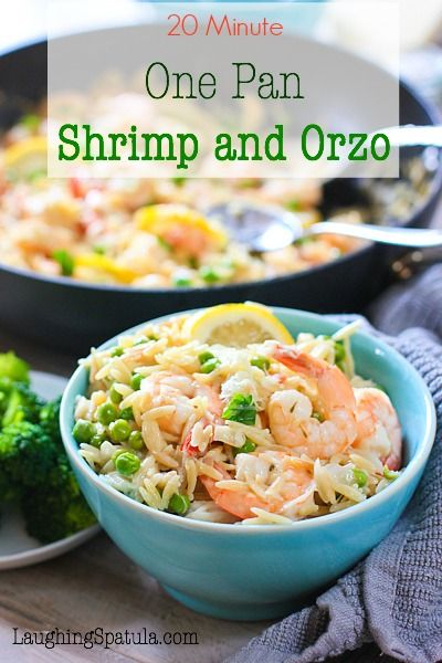 20 Minutes and a handful of ingredients will make up this easy, fast, fresh and healthy dinner!