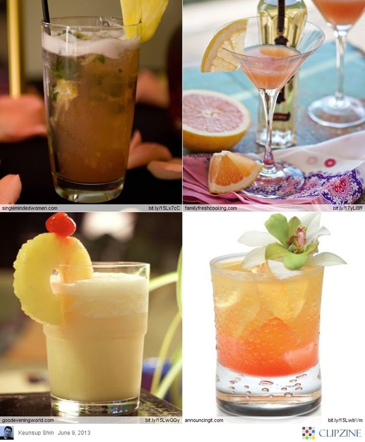 1000+ images about Drinks and Refreshments on Pinterest   Frozen fruit ...