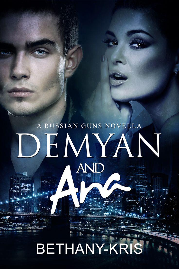 Demyan & Ana The Russian Guns, Book 4