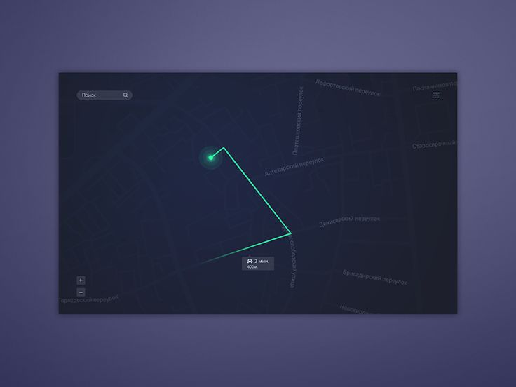 Day #020 Location Tracker by RIVE STUDIO