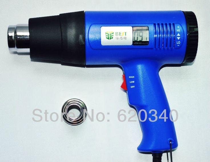 ЛУЧШИЙ 8016 С цифровым дисплеем ветра тепловые пушки ЛУЧШИЙ 8016 LCD портативный тепловой пушки может быть произвольно регулировать температура