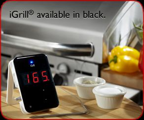 iGrill...for the man who has everything!: Iphone App, Grilled Gadgets, Gifts Ideas, Bluetooth Bbq, Igril Black, Apples Products, Holidays Gifts, App Enabling, Fun Grilled