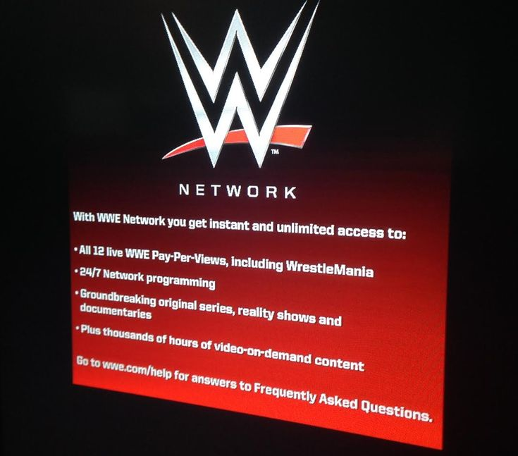 In Ring Action and More With WWE Network, The Perfect Gift ...