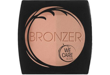 We Care Icon - We Care Icon Sun Wear Bronzer Natural Glow aurinkopuuteri 7 g