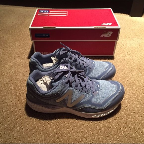 NIB! New Balance women's sneakers. Size 10 New in box! New Balance women's W520V2 running sneakers. 'Comfort Ride' Women's size 10. Bought these and then found another color I liked better and it was too late to return these. I have never worn them New Balance Shoes Sneakers