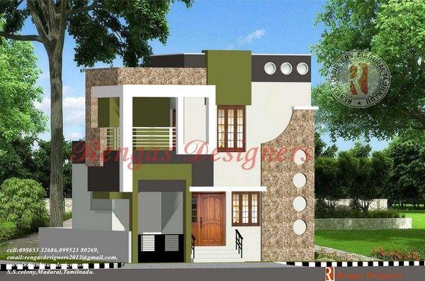 Small House Front Elevation In Raipur : Modern house designs villa de reve pinterest indian