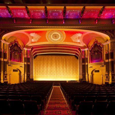Silver screen nostalgia: Historic movie theaters.  See movies in Richmond, VA.