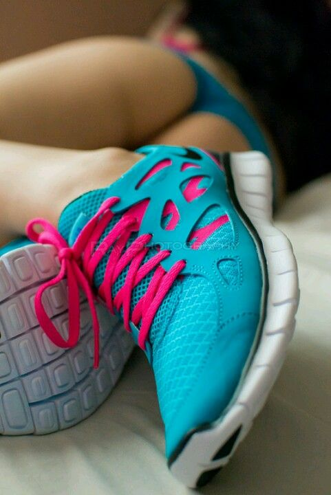 running shoes - ordered a custom pair of these babies :D