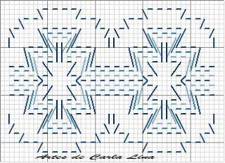 swedish huck weaving embroidery methods tattoo design bild