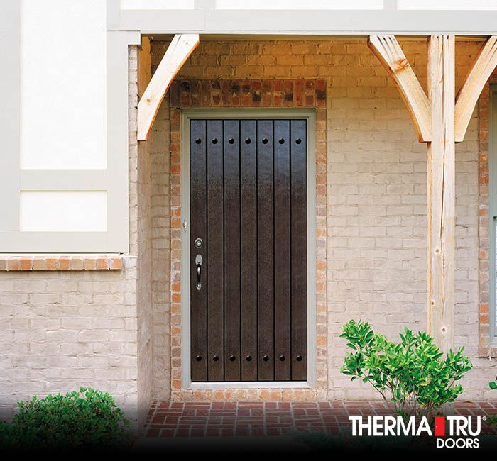 18 best classic craft rustic collection images on for Buy therma tru doors online