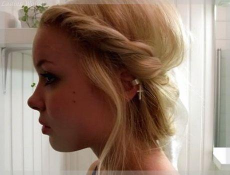 Steckfrisuren für kurze haare