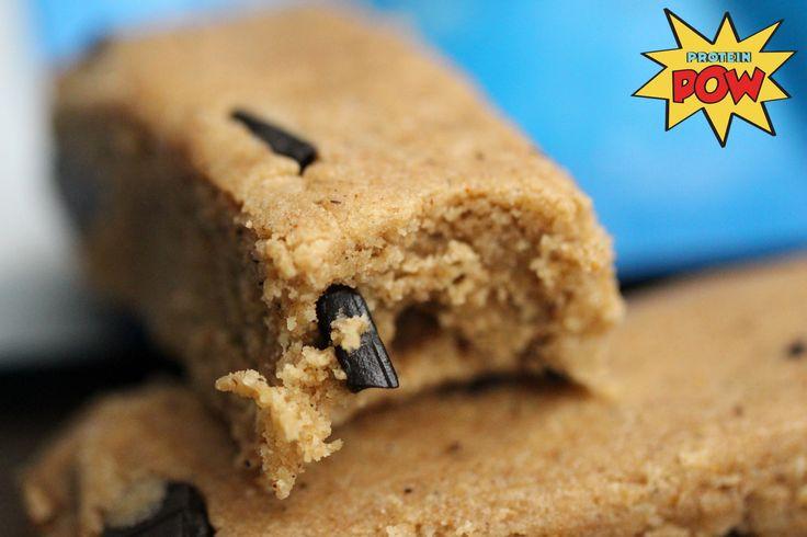 Daniel's Snickerdoodle Cookie Dough Protein Pow Bars - http://proteinpow.com/2015/11/daniels-snickerdoodle-cookie-dough-protein-pow-bars.html