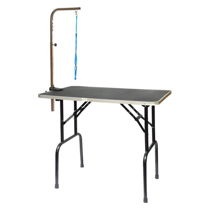 Go Pet Club Pet Dog Grooming Table with Arm - GT-10