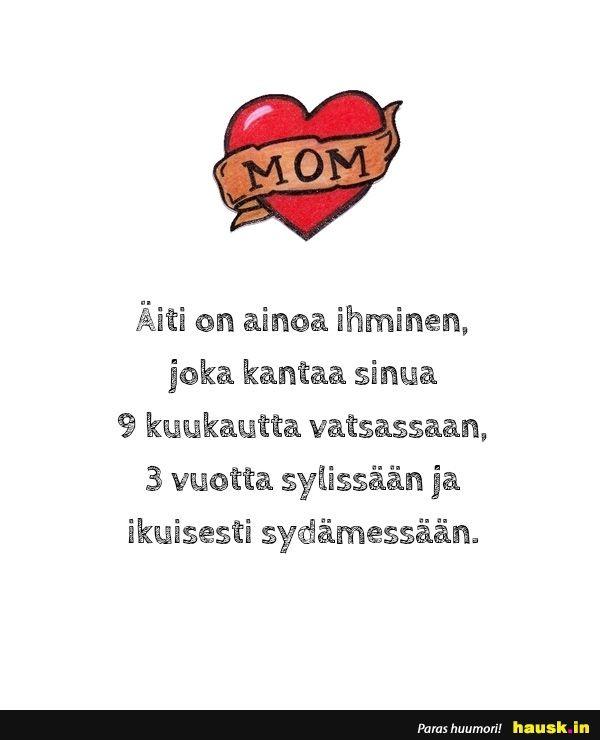 Äiti... - HAUSK.in